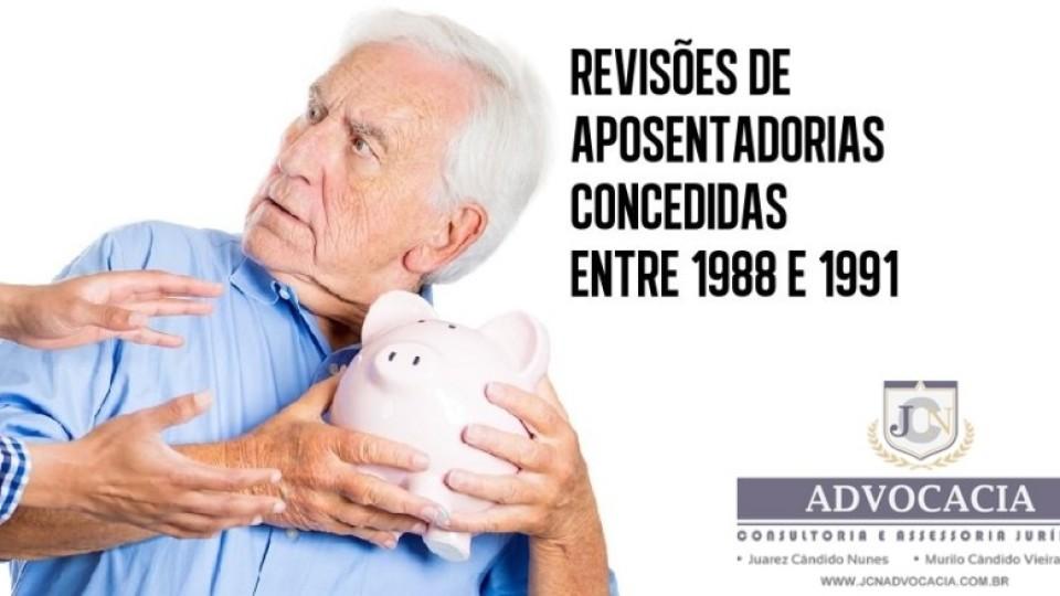 JCN ADVOCACIA – Revisão de aposentadoria
