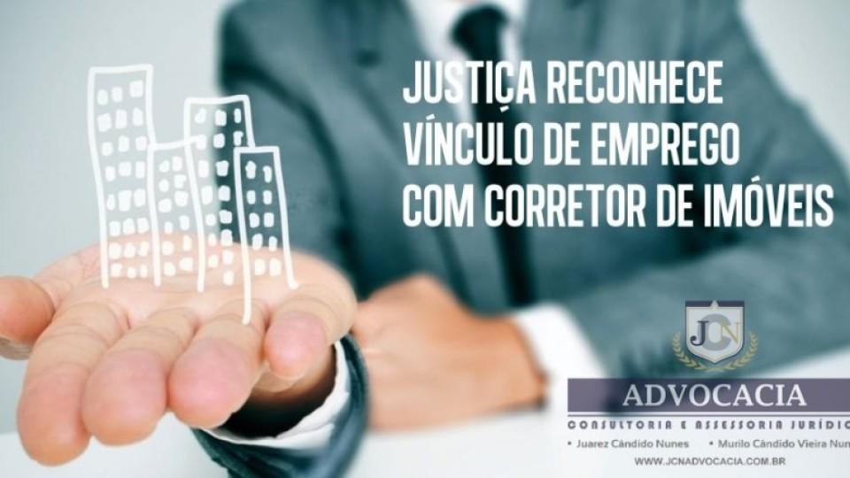 JCN ADVOCACIA – Vínculo com corretor